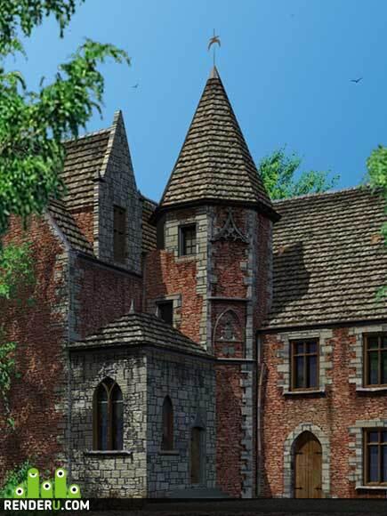 preview Замок Кло-Люсе (Франция)