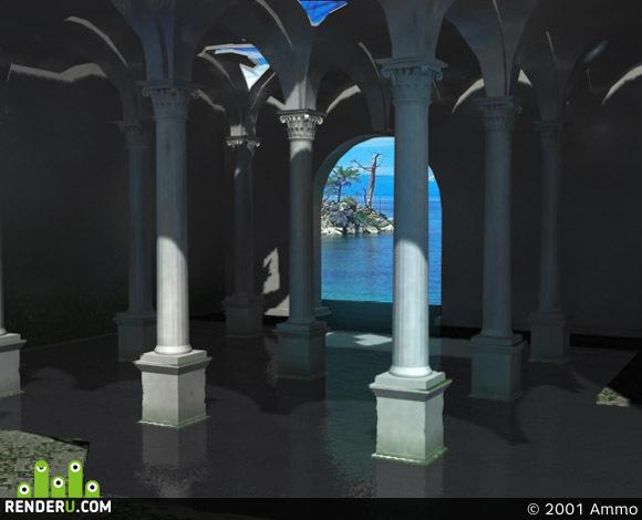 preview Руины борделя