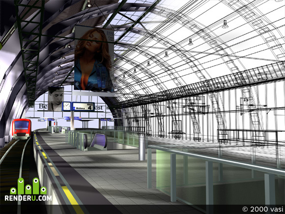 "preview Вокзал ""Alexanderplatz"""