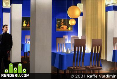 preview Зал ресторана