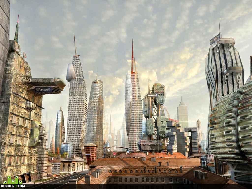 preview Cityscape: 2031
