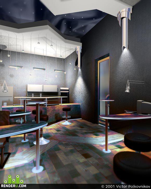 preview Офис фонда Филантроп, Internet-cafe