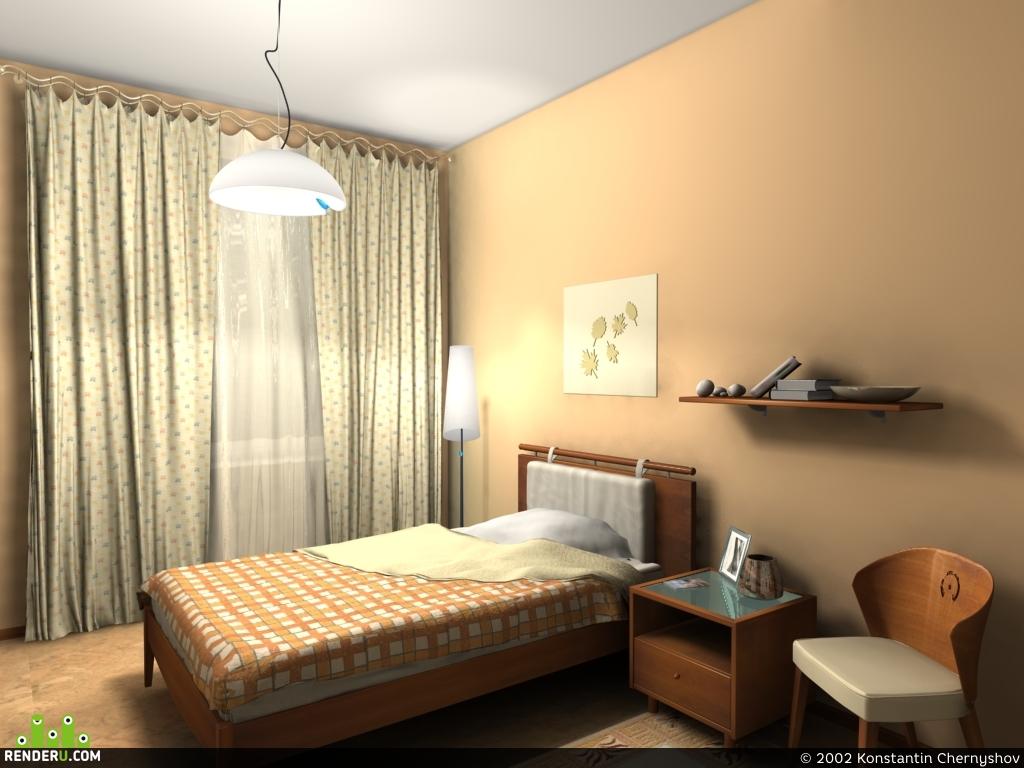 preview Малая спальня