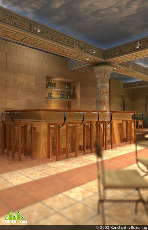 preview Египетский ресторан