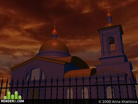 preview Воскресенская церковь
