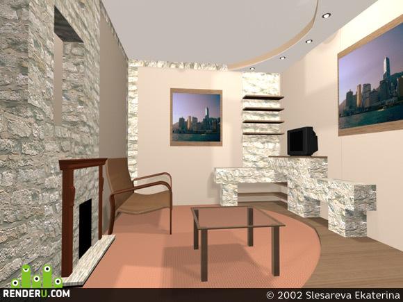 preview Проект квартиры