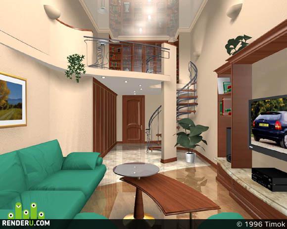preview комната отдыха при кабинете