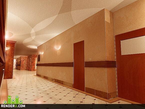 preview Лифтовой холл