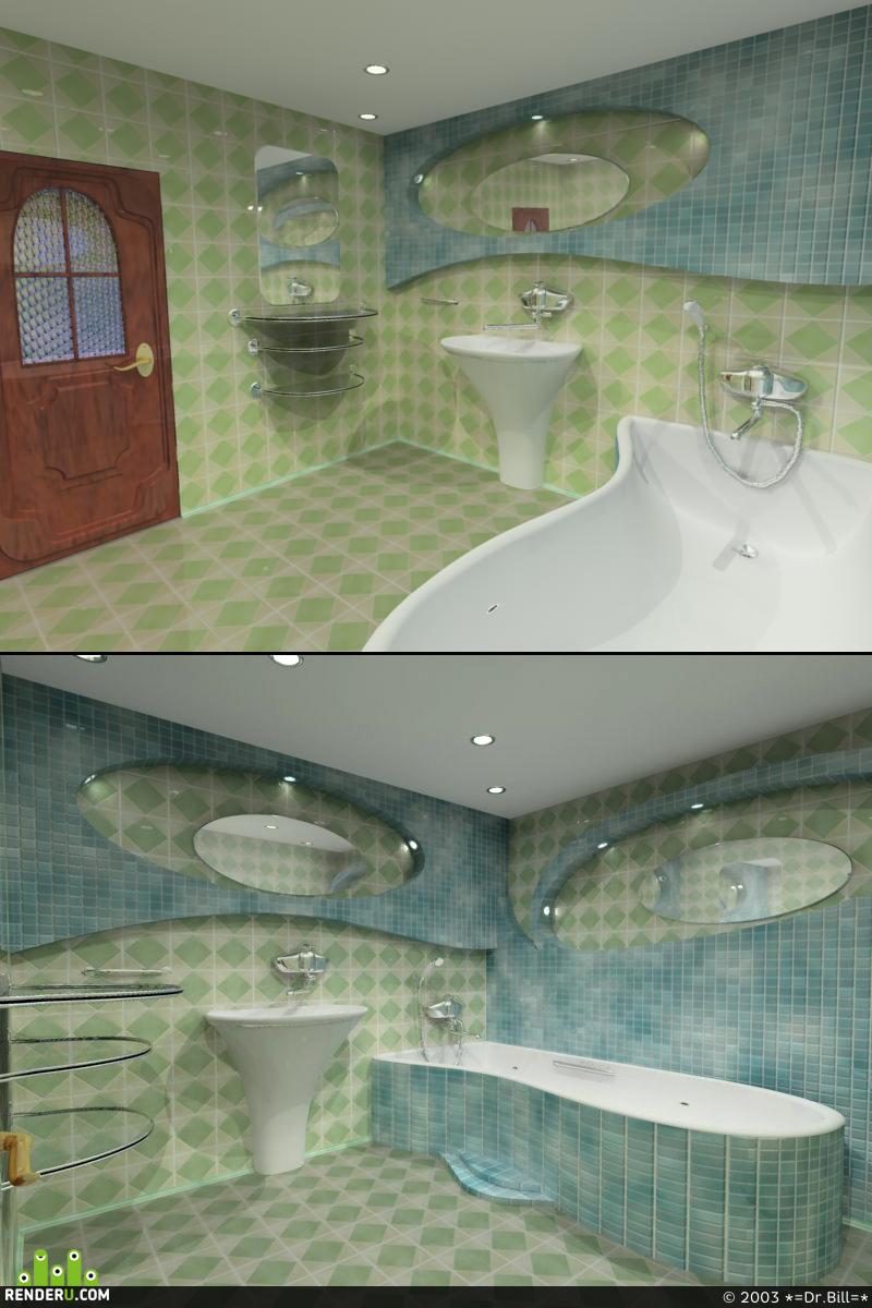 preview Ванная комната.