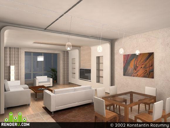 preview 4 этаж с видом на море
