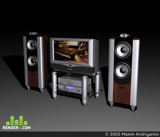 preview Stereo System