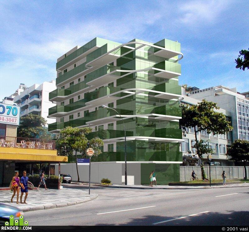 preview CHL Дом напротив пляжа