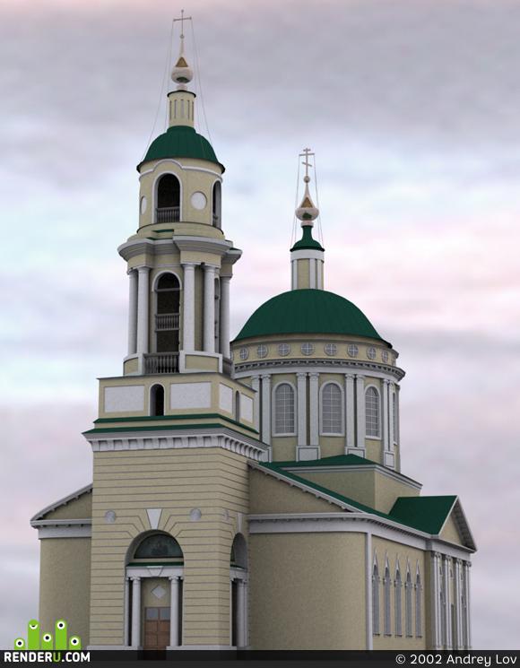 preview Церковь Михайло-Архангельская г.Орел