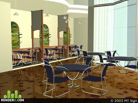 preview Kafe v obuvnom centre