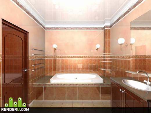 preview 5-тый вариант ванной для вредного клиента