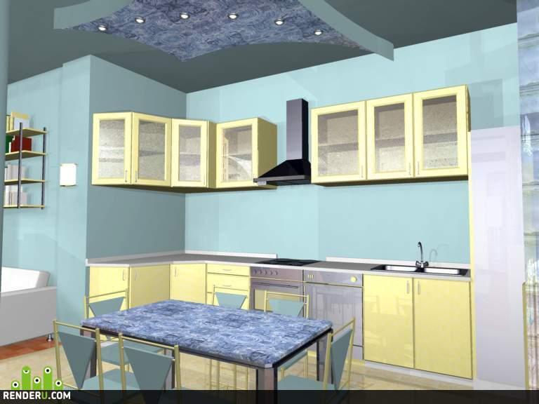 preview Типа кухня