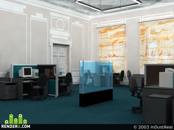 preview Редизайн офиса