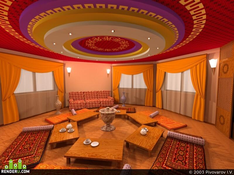 preview Чайная комната