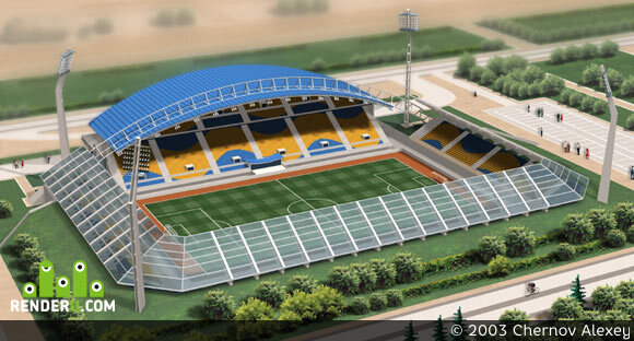 """preview Стадион """"Metallurg"""""""