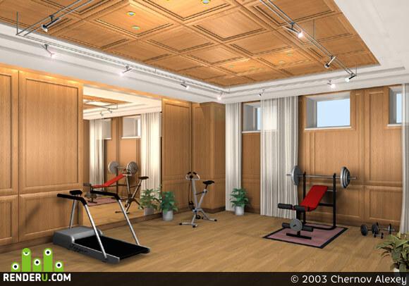 preview Спорт-комната