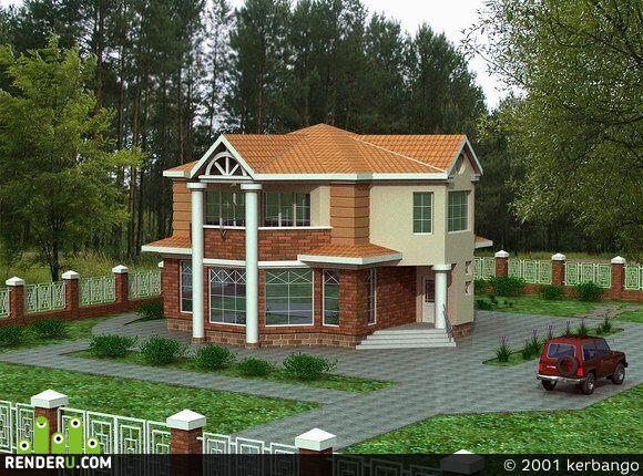 preview Усадебные жилые домики