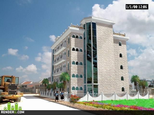 preview синагога в г Ашдод Израиль