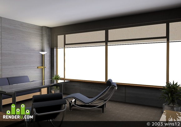 preview Маленькая комната большого начальника