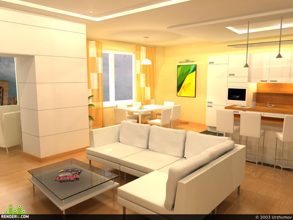 preview Перепланировка квартиры
