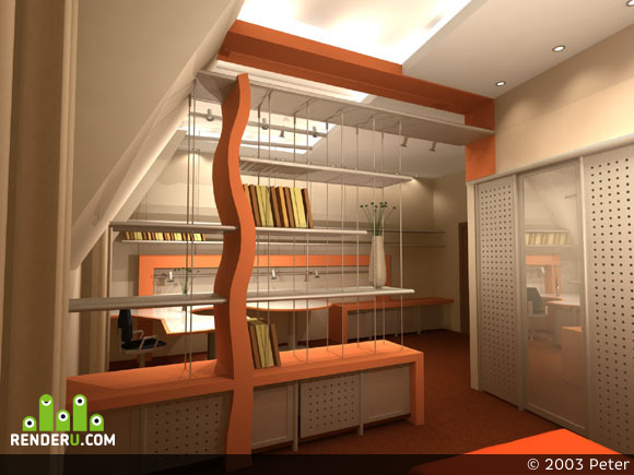preview Детская спальня