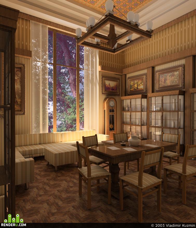 preview Комната в загородном доме