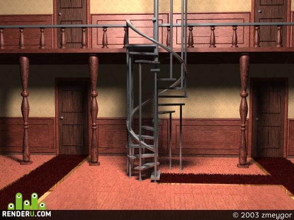 preview Лестница