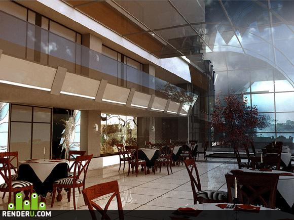 preview Большой застекленный балкон