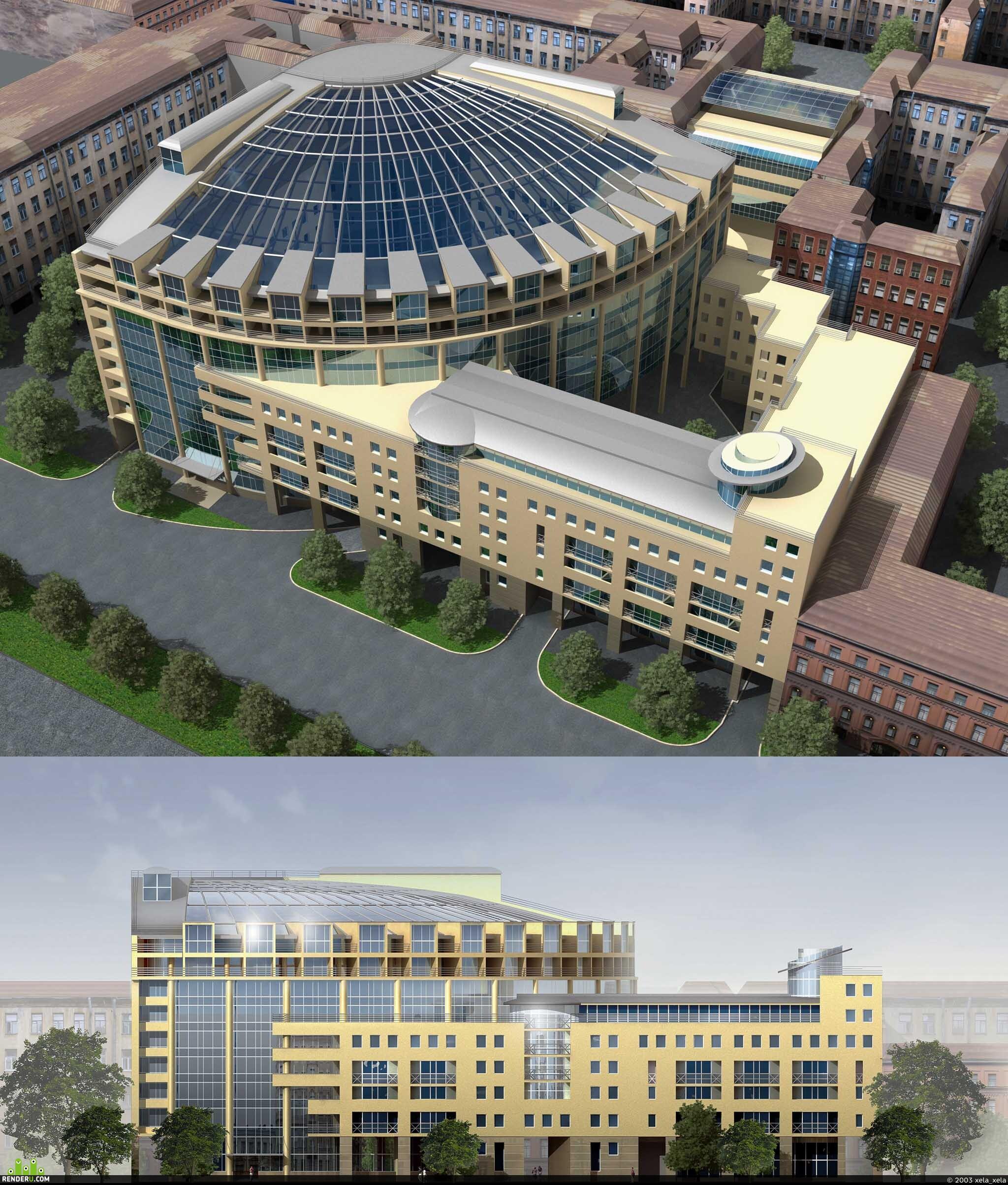 preview Архитектурное предложение