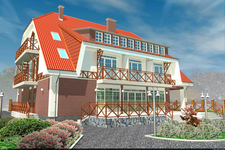 preview Гостевой дом в п.Лесное на берегу Балтийского моря