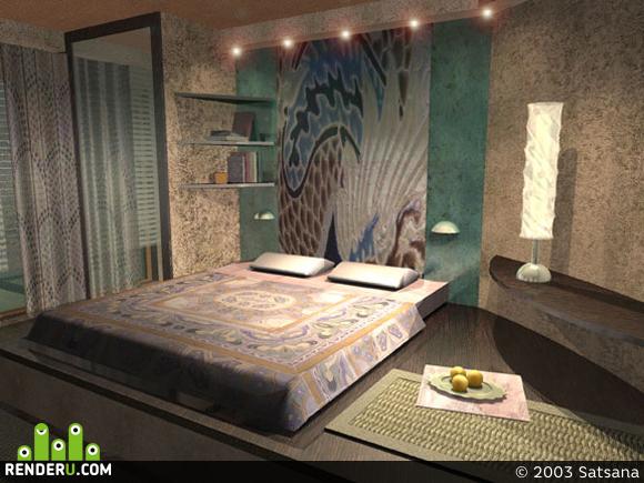 preview бразильская спальня