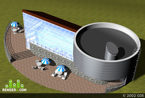 preview Загородный банный комплекс