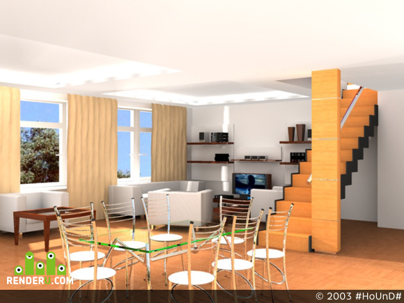 preview Квартира 2-х этажная.