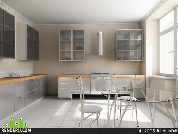 preview Вот такая вот кухня.