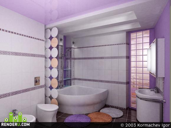 preview Ванная комната