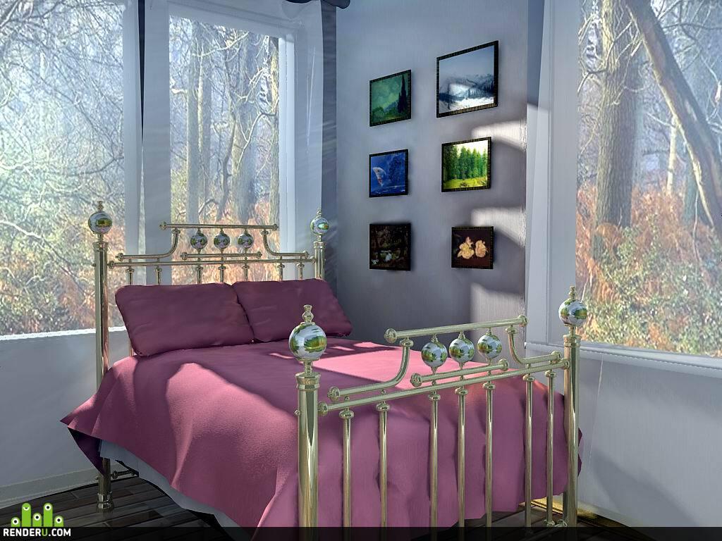 preview кровать