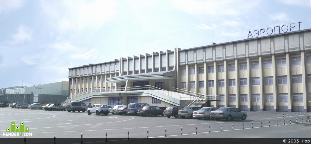 preview Аэропорт Нижневартовск