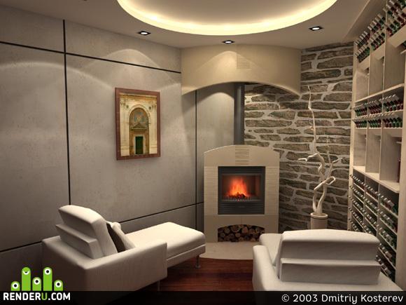 preview Самое уютное место в квартире