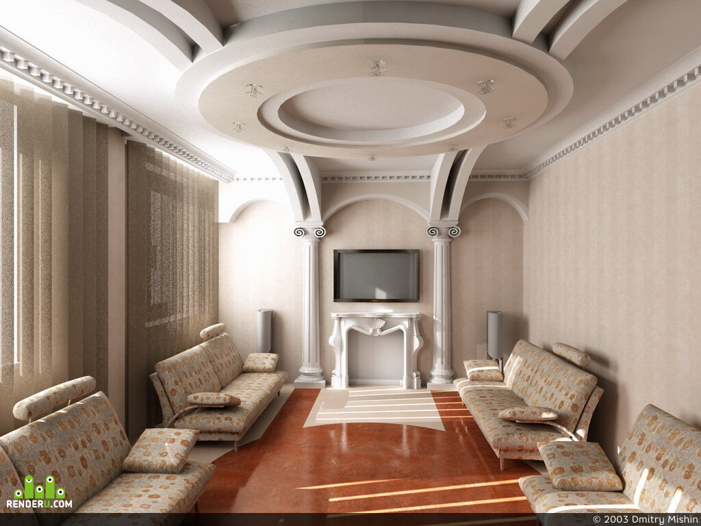 preview комната с потолком ;-)