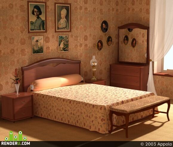 preview Спальня без названия