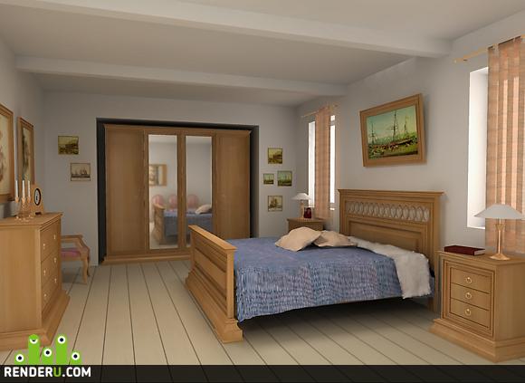 """preview Спальня """"Capri"""""""