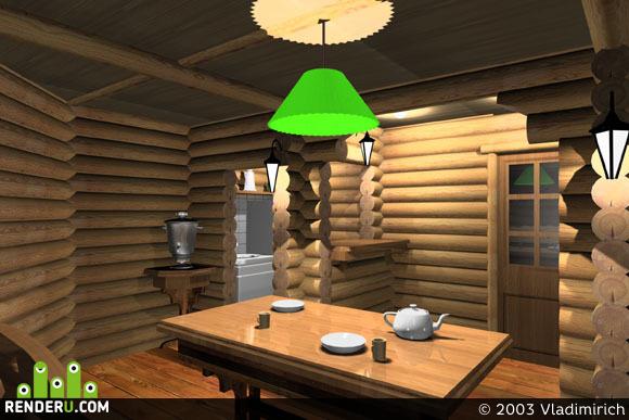 preview Комната отдыха в жилом доме