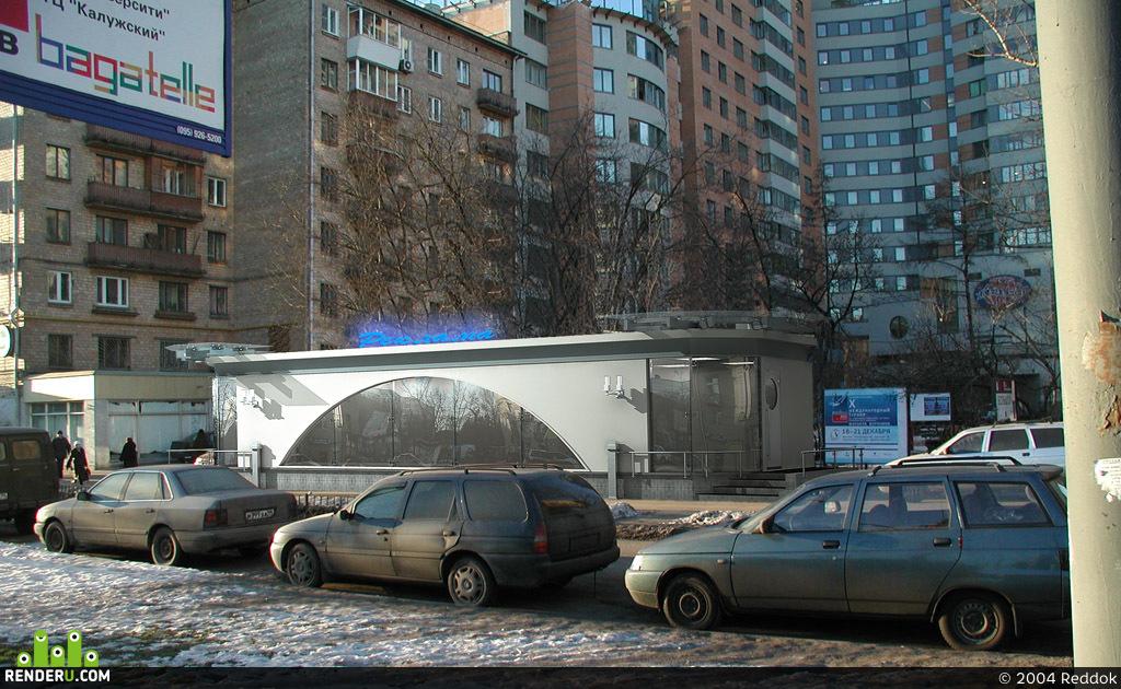 preview Модернизация фасада