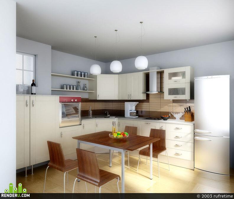 preview светлое кухонно-утреннее настроение