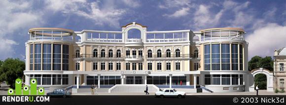 preview Административное здание