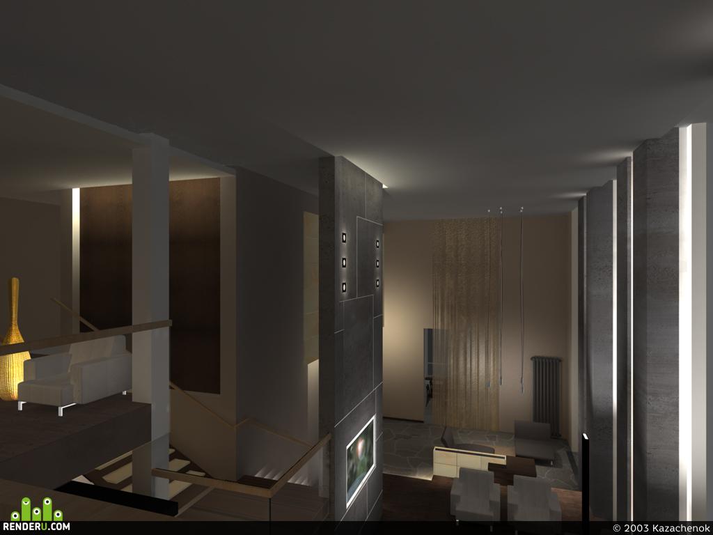 preview Двусветная гостиная
